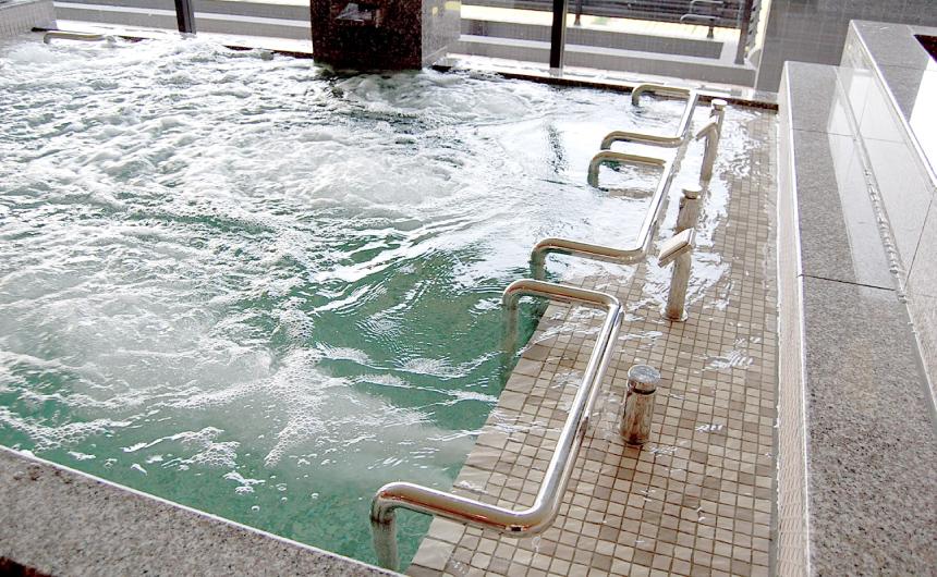 温泉内湯・シルクバス・ジェットバス画像